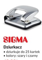 Dziurkacz Sigma