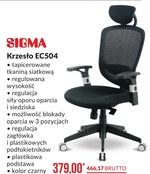 Krzesło biurowe Sigma