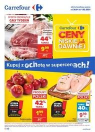 Carrefour - niskie ceny!