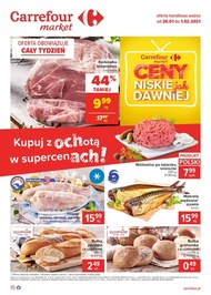 Super ceny w Carrefour Market!