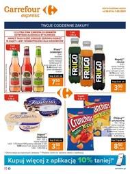 Tanie zakupy w Carrefour Express