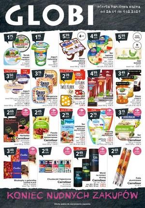 Gazetka promocyjna Globi - Globi - oferta handlowa