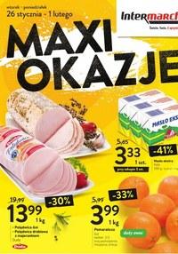 Gazetka promocyjna Intermarche Super - Jeszcze taniej w Intermarche - ważna do 01-02-2021