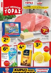 Gazetka promocyjna Topaz - Topaz - oferta promocyjna - ważna do 03-02-2021