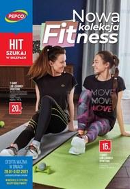Kolekcja fitness w Pepco