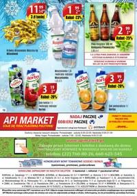 Gazetka promocyjna Api Market - Cudowne zakupy z Api Market