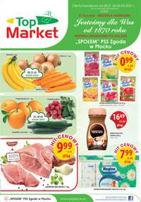 Gazetka promocyjna Top Market - Promocje dla każdego - Top Market - ważna do 06-02-2021
