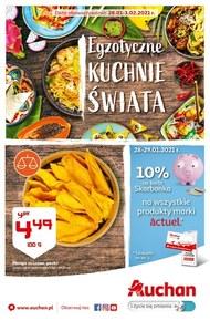 Kuchnie świata w Auchan!