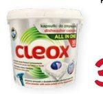 Kapsułki do zmywarki Cleox