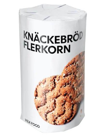 pieczywo chrupie Ikea