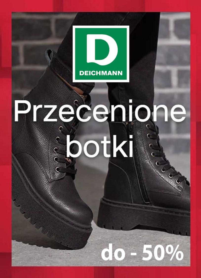 Gazetka promocyjna Deichmann - wygasła 22 dni temu