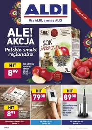 Akcja cenowa w Aldi!
