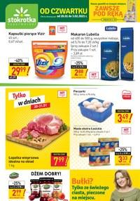 Gazetka promocyjna Stokrotka Supermarket - Od czwartku w Stokrotce - ważna do 03-02-2021