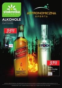 Gazetka promocyjna Stokrotka Supermarket - Katalog alkoholowy - Stokrotka - ważna do 24-02-2021