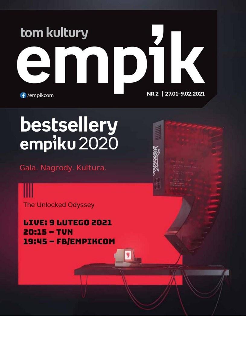 Gazetka promocyjna EMPiK - wygasła 26 dni temu