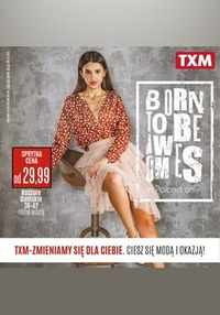 Gazetka promocyjna Textil Market - TXM - zmieniamy się dla Ciebie - ważna do 02-02-2021