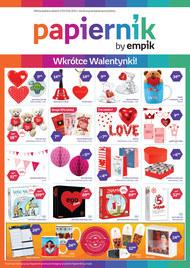 Walentynki w Papiernik by Empik