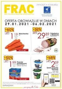 Gazetka promocyjna FRAC - Oferta handlowa Frac - ważna do 06-02-2021