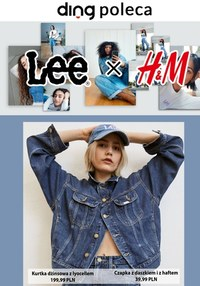 Gazetka promocyjna H&M - Jeansowa kolekcja w H&M - ważna do 18-02-2021