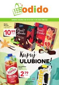 Gazetka promocyjna Odido - Kupuj ulubione w Odido! - ważna do 11-02-2021