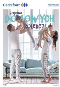 Gazetka promocyjna Carrefour - Domowe kolekcje w Carrefour - ważna do 13-02-2021