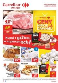 Gazetka promocyjna Carrefour Market - Ochota na zakupy z Carrefour Market - ważna do 08-02-2021