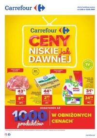 Gazetka promocyjna Carrefour - Tanie zakupy w Carrefour - ważna do 13-02-2021