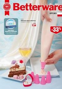Gazetka promocyjna Betterware - Katalog na luty Betterware - ważna do 28-02-2021