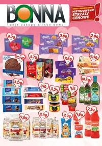 Gazetka promocyjna Bonna - Bonna - Twoje sklepy blisko domu - ważna do 28-02-2021