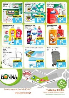 Bonna - Twoje sklepy blisko domu