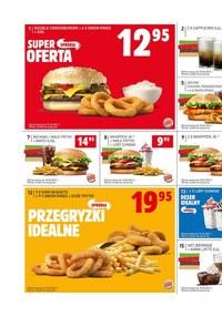 Gazetka promocyjna Burger King - Kupony promocyjne Burger King