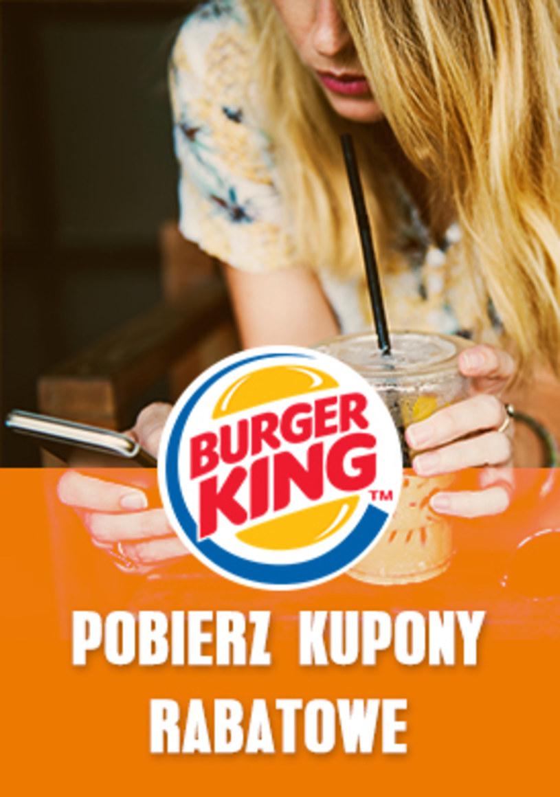 Gazetka promocyjna Burger King - ważna od 01. 02. 2021 do 19. 04. 2021