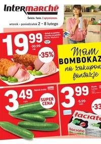 Gazetka promocyjna Intermarche Super - Intermarche - bombokazje na zakupowe fantazje - ważna do 08-02-2021