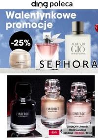 Gazetka promocyjna Sephora - Walentynkowe promocje w Sephora! - ważna do 14-02-2021