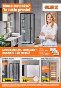 Gazetka promocyjna OBI - Nowa łazienka z Obi! - ważna do 15-02-2021