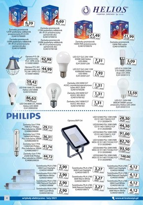 Oświetlenie i elektryka w At