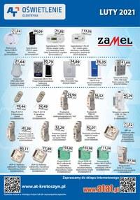 Gazetka promocyjna At - Oświetlenie i elektryka w At - ważna do 28-02-2021