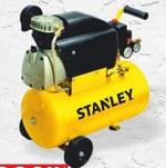 Kompresor olejowy Stanley