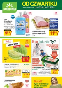 Gazetka promocyjna Stokrotka Supermarket - Promocje w Stokrotka Supermarket - ważna do 10-02-2021