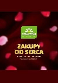 Gazetka promocyjna Stokrotka Supermarket - Zakupy od serca w Stokrotce - ważna do 17-02-2021