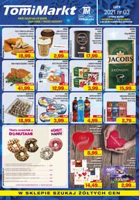 Gazetka promocyjna TomiMarkt - Oferta promocyjna TomiMarkt - ważna do 18-02-2021
