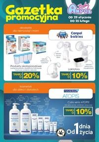 Gazetka promocyjna Akpol Baby - Gazetka promocyjna Akpol Baby! - ważna do 25-02-2021