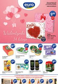 Gazetka promocyjna Euro Sklep - Euro Sklep na Walentynki - ważna do 16-02-2021