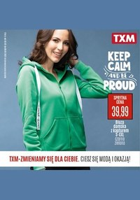Gazetka promocyjna Textil Market - Bądź dumna z Textil Market - ważna do 09-02-2021