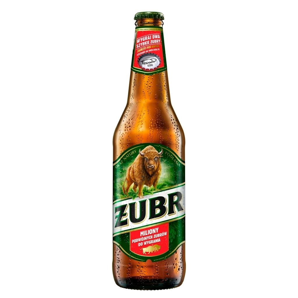 Piwo Żubr - 0