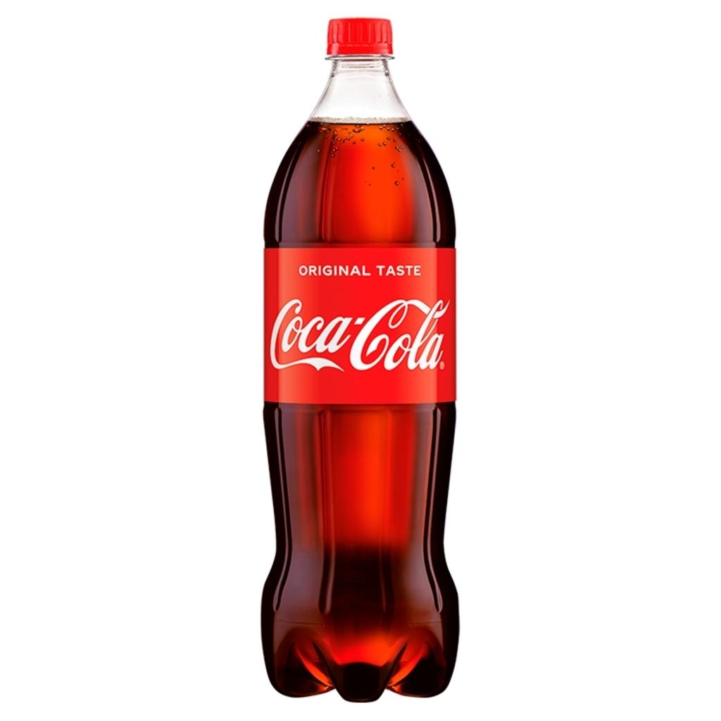 Napój gazowany Coca-Cola - 0
