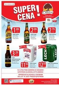 Gazetka promocyjna Chorten - Chorten - oferta alkoholowa - ważna do 17-02-2021