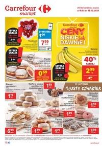 Gazetka promocyjna Carrefour Market - Carrefour Market - ceny niskie jak dawniej - ważna do 15-02-2021