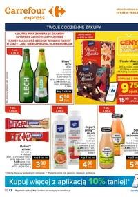 Gazetka promocyjna Carrefour Express - Oferta handlowa Carrefour Express - ważna do 15-02-2021