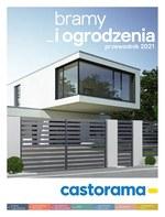 Bramy i ogrodzenie 2021 w Castorama